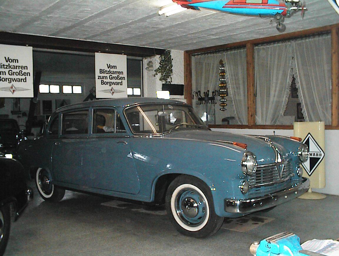 IMCDb.org: 1953 Borgward Hansa